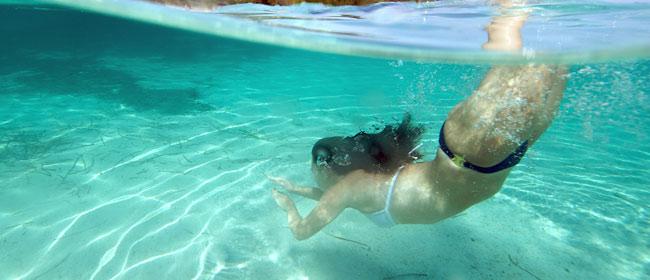 Kupanje: Najčešći problemi