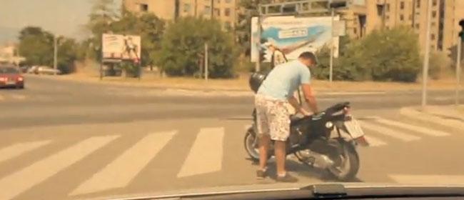Tako se rashlađuju u Makedoniji!