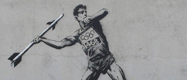 Banksy isprozivao Olimpijadu