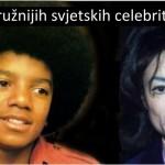5 najružnijih celebrityja na svetu