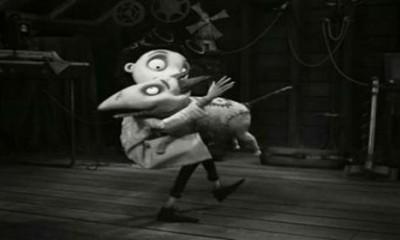 Novi Bartonov film: Frankenweenie  %Post Title