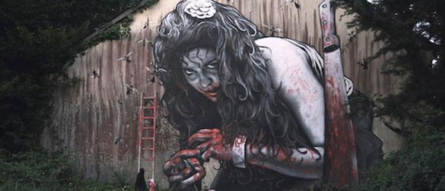 Murali iz Bretanje