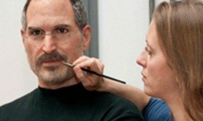 Steve Jobs od voska  %Post Title