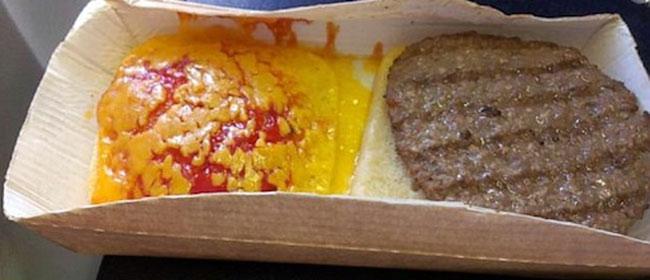 Najgori avionski obroci