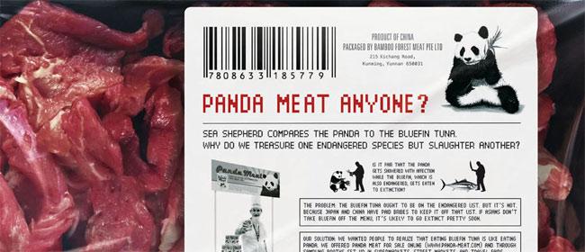 Zašto je tuna gora od pande