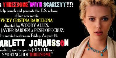 U trojci sa Scarlett Johansson  %Post Title