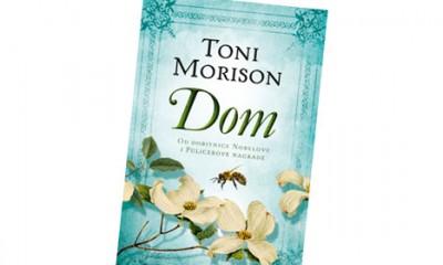 """Dom"" – novi roman nobelovke Toni Morison"