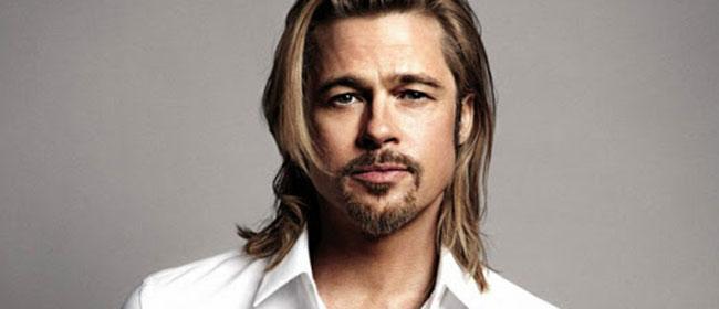 Brad Pitt za Chanel