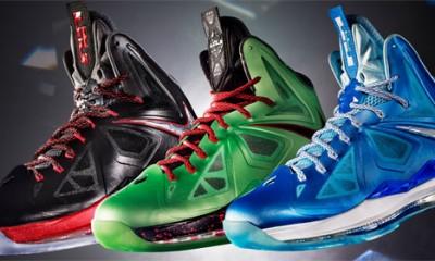 Nike LeBron X patike  %Post Title
