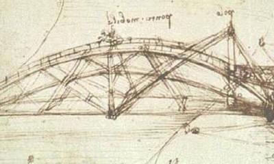 Leonardov most u Instanbulu