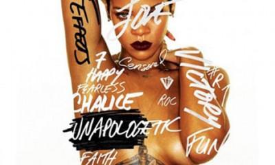 Rihanna: Procurele nove pesme  %Post Title