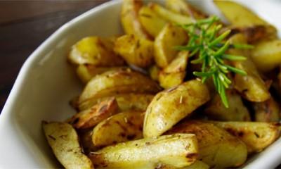 Krompir sa ajol sosom  %Post Title