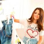 Selena i adidas