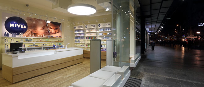 NIVEA Shop u Beogradu