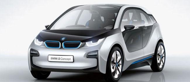 Mali električni BMW