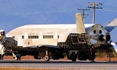 Misteriozni avion ponovo na misiji  %Post Title