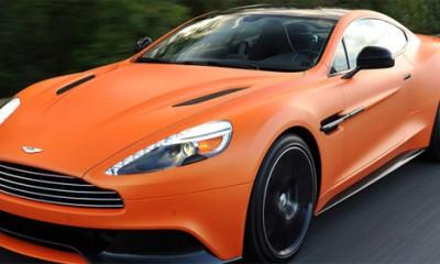 Aston Martin Vanquish za 2014.
