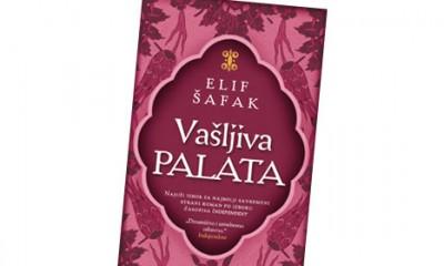 Vašljiva palata, Elif Šafak  %Post Title