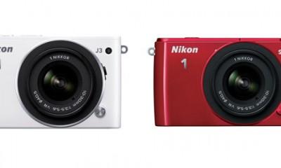 Nikon predstavlja dva nova Nikon 1 fotoaparata  %Post Title