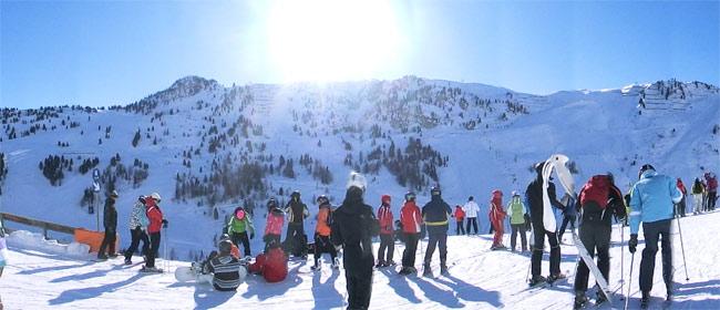 5 tipova ljudi koji idu na skijanje