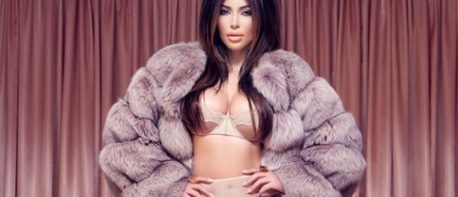 Kim Kardashian je čak i seksi