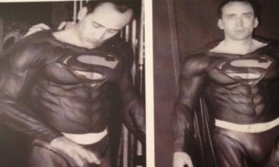 Nikolas Kejdž kao Supermen!