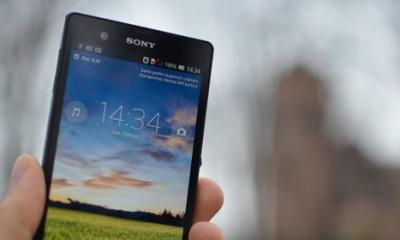 Sony Xperia Z  %Post Title