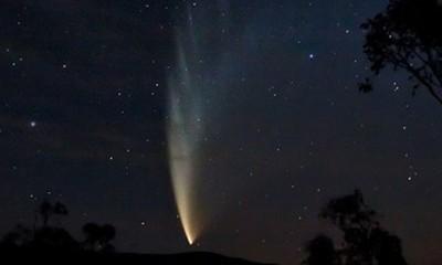 Stigao prvi snimak komete VEKA!