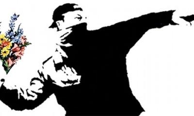 Uhapšen Banksy?!!!