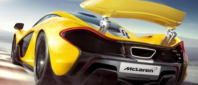 Stigao novi McLaren P1
