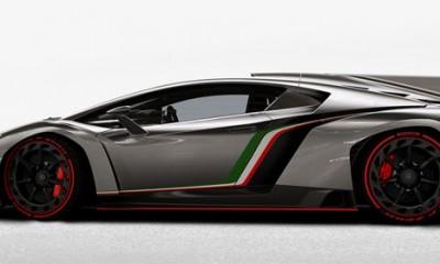 Lamborghini iz svemira  %Post Title
