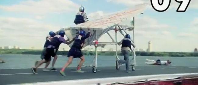 Red Bull Flugtag: Najbolji padovi!