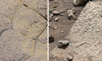 NASA: Bilo je života na Marsu (verovatno)