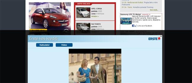 Napredno internet oglašavanje u Srbiji