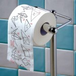 Origami u toaletu  %Post Title