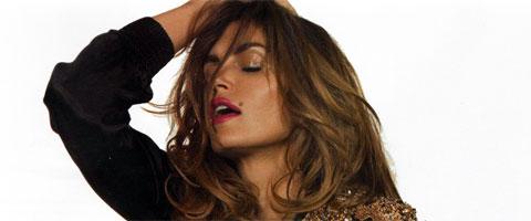 Cindy Crawford za Vogue