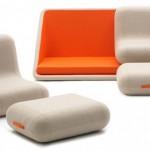 Vrlo fleksibilna sofa
