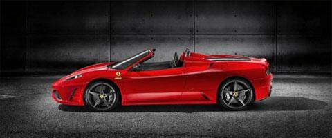 Ferrari F430 16M Scuderia Spider