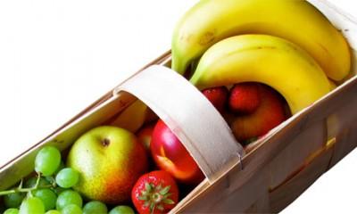 Jedite banane, peršun, kakao, bademe
