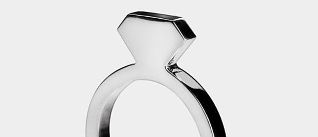 Dijamantski presten (bez dijamanta)