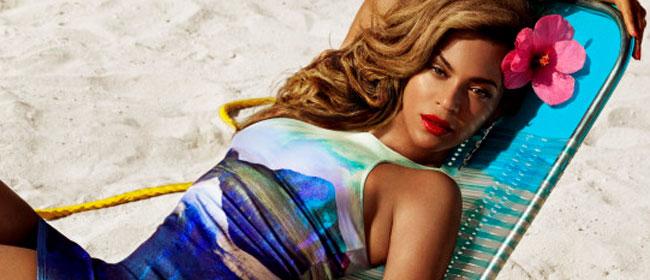 Beyonce predstavlja H&M kupaće