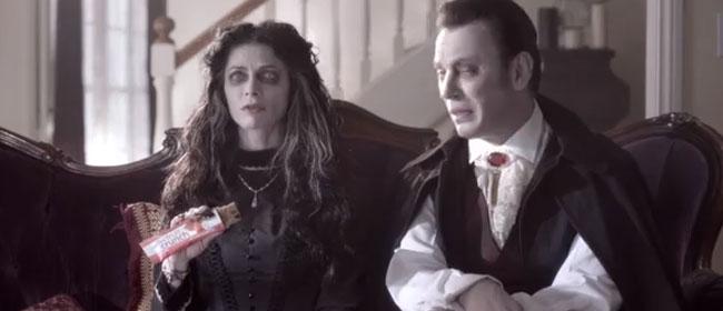 I vampiri vole…
