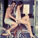 Dvoje na jednom biciklu