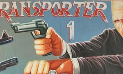 Filmski posteri iz Afrike