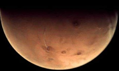Send your name&message to Mars