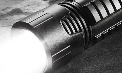 Laserska baterijska lampa  %Post Title