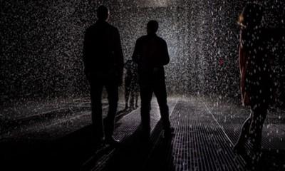 Soba sa kišom