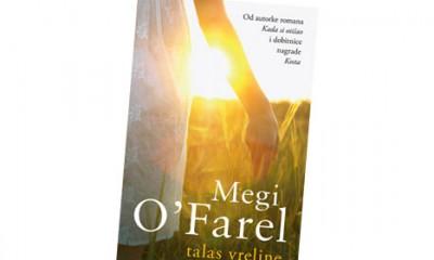Talas vreline, Megi O'Farel  %Post Title