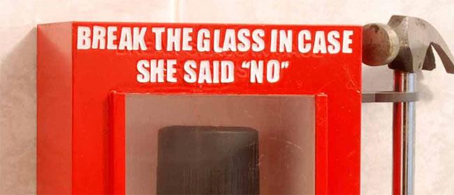 Ako ona kaže ne…