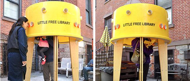 Mala besplatna biblioteka